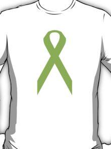 Lymphoma Awareness ribbon T-Shirt