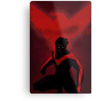 Red Nightwing  Metal Print