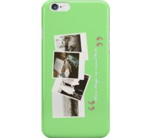 Some things are meant to be; T&S - 03 iPhone Case/Skin