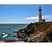 Pigeon Point Lighthouse Photographic Print