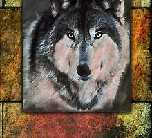 Timber Wolf by William Martin
