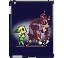 Big Zelda 6 iPad Case/Skin