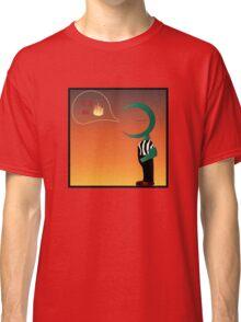 Indy-Man Fire T-Shirt Creation  Classic T-Shirt