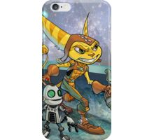 Ratchet and Clank iPhone Case/Skin