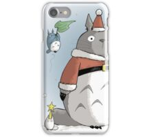 My Totoro Christmas ! [UltraHD] iPhone Case/Skin