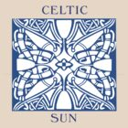 Celtic Sun T-shirt by Che Dean