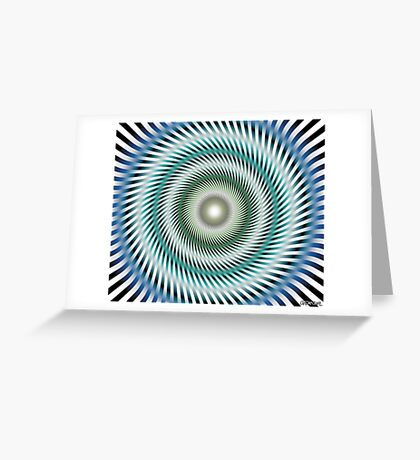 Look in my eyes Greeting Card