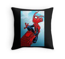 Spider-Ham Throw Pillow
