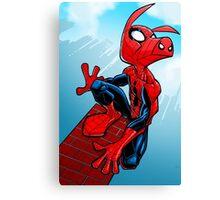 Spider-Ham Canvas Print
