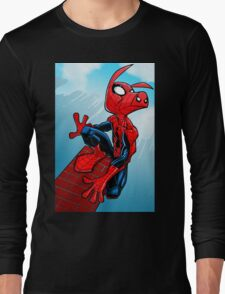 Spider-Ham Long Sleeve T-Shirt