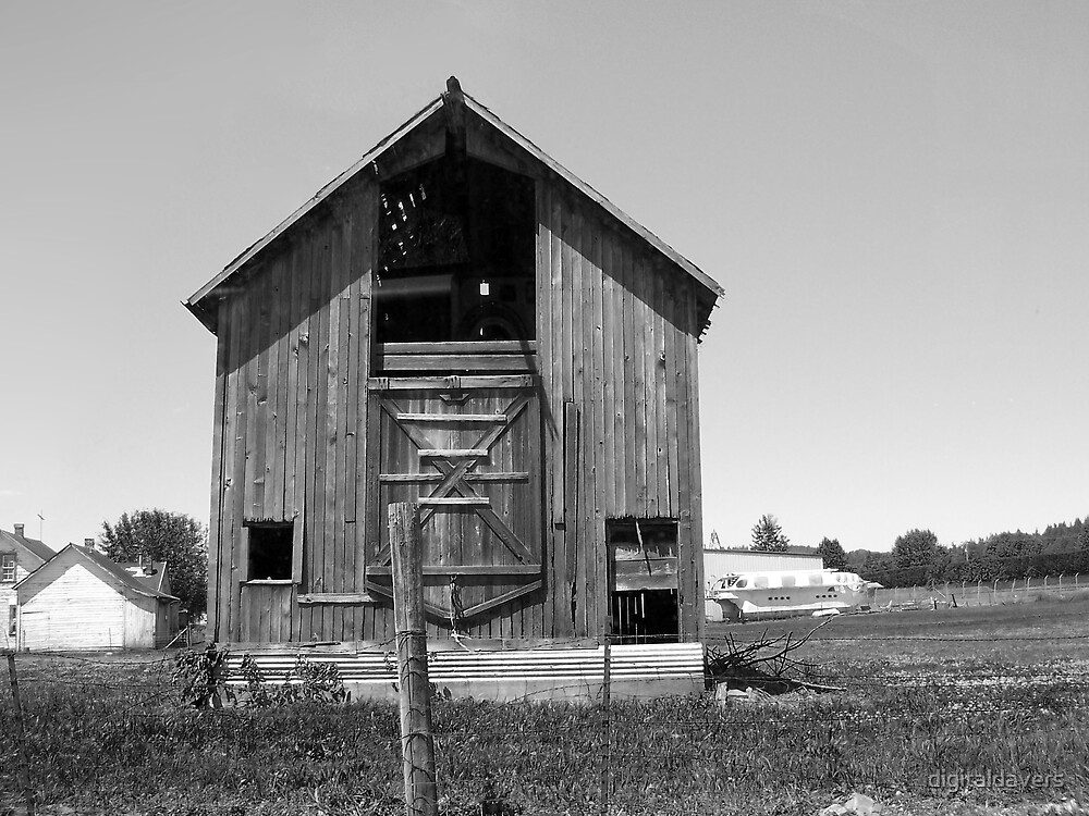 Husby's Barn by digitaldavers