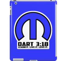 dart318 iPad Case/Skin