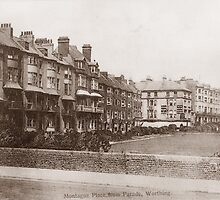 Montague Place, Worthing. by CentenaryImages