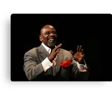 Chris Gardner 1 Canvas Print