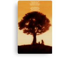 Iroh's tale Canvas Print