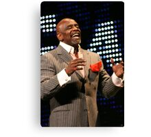 Chris Gardner 2 Canvas Print