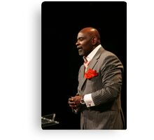 Chris Gardner 3 Canvas Print