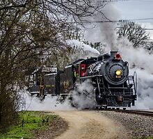 Full Head of Steam by ctellis156