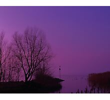Lake Balaton Photographic Print