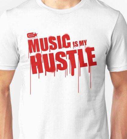 ghettostar music hustle RED Unisex T-Shirt