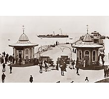 The Pier, Worthing. Photographic Print