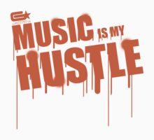 ghettostar music hustle ORANGE by ghettostar