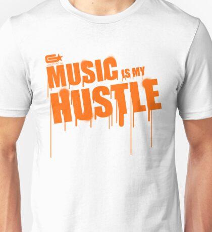 ghettostar music hustle ORANGE Unisex T-Shirt