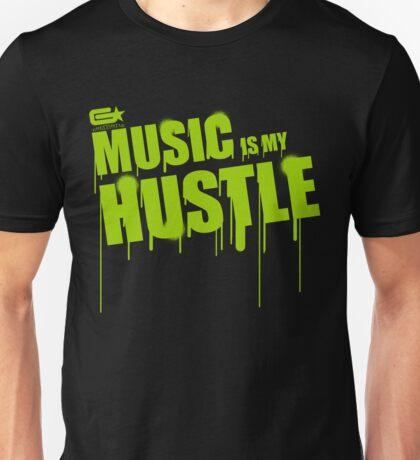 ghettostar music hustle LIME Unisex T-Shirt