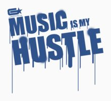 ghettostar music hustle BLUE by ghettostar