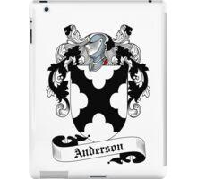 Anderson  iPad Case/Skin