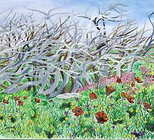 Spring is coming soon by orna