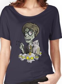 Wasting Away Wizard Boy Women's Relaxed Fit T-Shirt