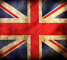 UK FLAG by picartt
