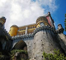 Pena National Palace, Sintra, Portugal  by acespace