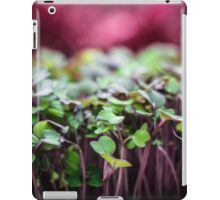 Colorful Sprouts iPad Case/Skin
