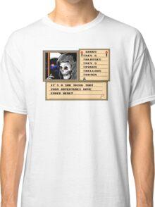 NES Grim Reaper Game Screen Classic T-Shirt