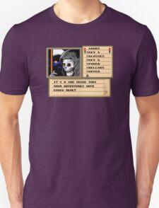 NES Grim Reaper Game Screen Unisex T-Shirt