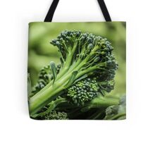 Portland Farmers Market Broccoli Tote Bag
