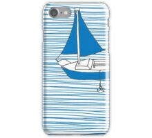 Boat iPhone Case/Skin