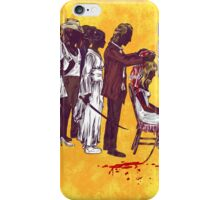 Kill Bill Gang  iPhone Case/Skin