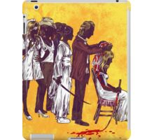 Kill Bill Gang  iPad Case/Skin