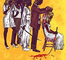 Kill Bill Gang  by Nicolae Negura