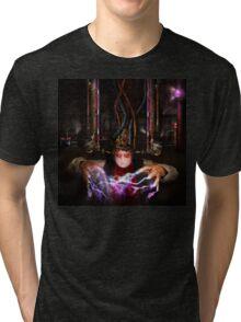 Cyberpunk - Mad skills Tri-blend T-Shirt
