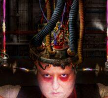 Cyberpunk - Mad skills Sticker