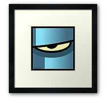 COLOSSAL ROBOT 28 ULTRA-EXTREME Framed Print
