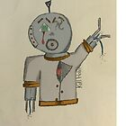 Kill Robot - by LexingtonD