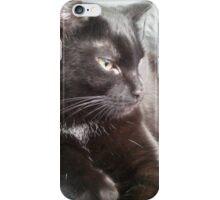 Happy cat iPhone Case/Skin