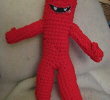 Muno Crochet by RoboBarb