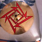 Metallica Clock by RoboBarb