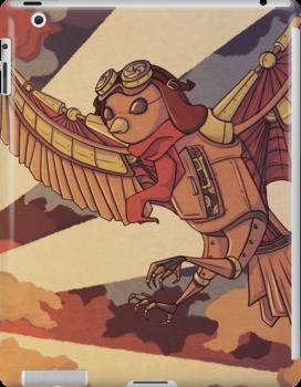 Robotic Bird by Meredith Binnette